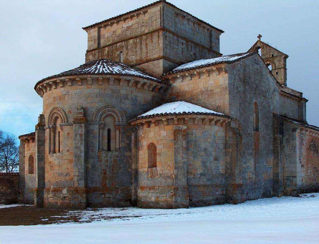 Abside Monasterio