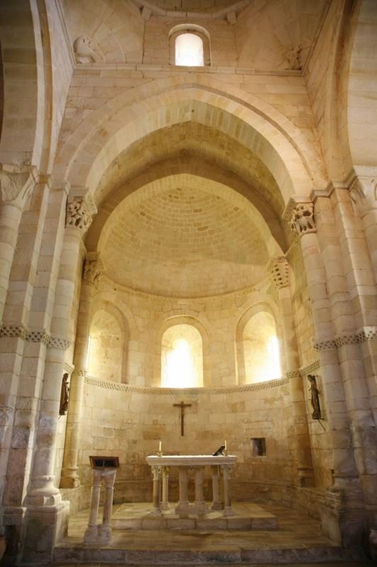 Santa Eufemia Monasterio
